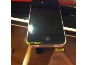 iPhone 4 Sound and Microphone
