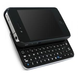 iPhone 5 keyboard