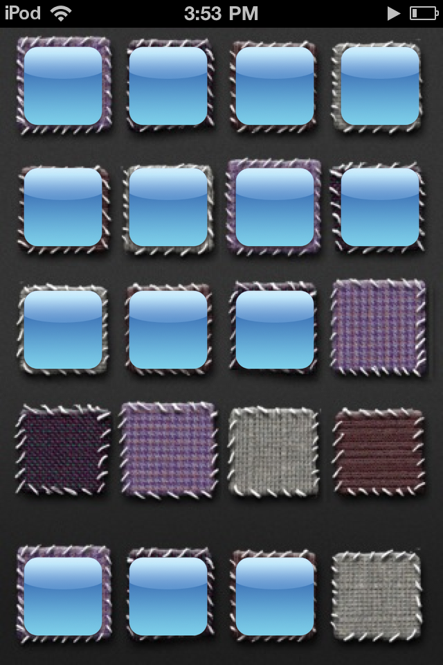 App Frames And Icon Skins For Your iPod Touch And iPhone | Itouch ...