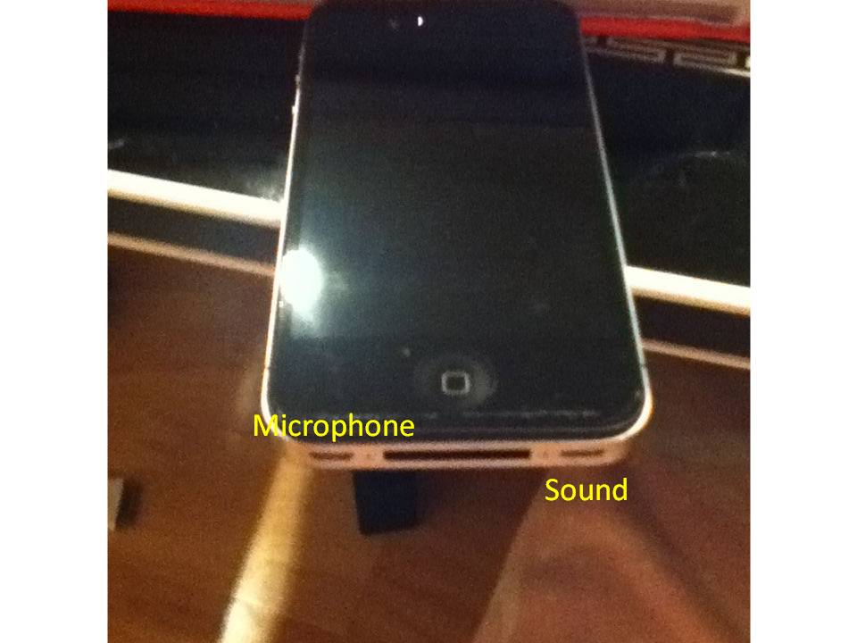 iphone mic not working iphone 4 sound from speaker is not working itouch tech 9056